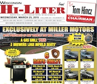 Wisconsin Hi-Liter 3/25/15