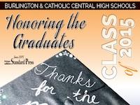 Burlington Graduation 2015