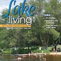 Homes & Design Lake Living – June 2015