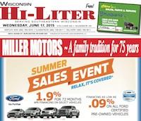 Wisconsin Hi-Liter 6/17/15