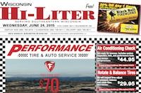 Wisconsin Hi-Liter 6/24/15