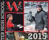 Whitewater Graduation 2015