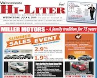 Wisconsin Hi-Liter 7/8/15