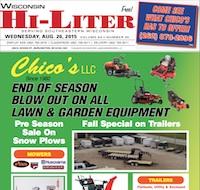 Wisconsin Hi-Liter 8/26/2015