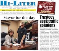 Illinois Hi-Liter 9/23/15