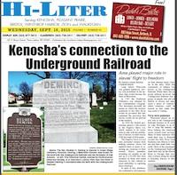 Kenosha Hi-liter 9 16 15