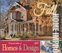 Fall Homes & Design 2015