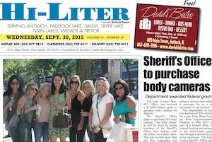 Illinois Hi-Liter for 9/30/15