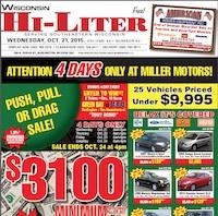 Wisconsin HiLiter 10/21/15