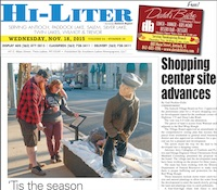 Illinois Hi-Liter 11/18/15