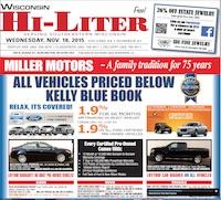 Wisconsin Hi-Liter 11/18/2015