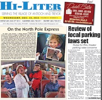 Illinois Hi-Liter 12/23/2015