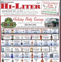 Wisconsin Hi-Liter 12/16/2015
