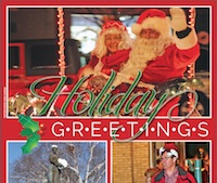 2015 Whitewater Holiday Greetings