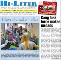 Illinois Hi-Liter for 1/20/2016.