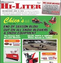 Wisconsin Hi-Liter for 1/13/2016