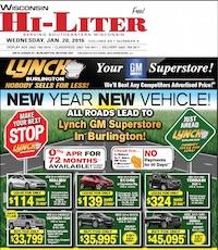 Wisconsin Hi-Liter for 1/20/2016