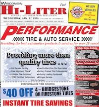 Wisconsin Hi-Liter for 1/27/2016