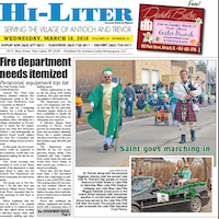 Illinois Hi-Liter for 3/16/2016