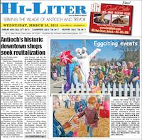 Illinois Hi-Liter for 3/30/2016