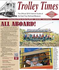 Trolley Times 2016