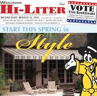 Wisconsin Hi-Liter for 3/16/2016