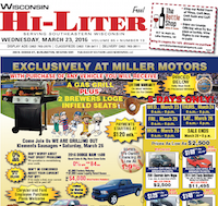 Wisconsin Hi-Liter for 3/23/2016