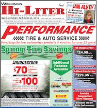 Wisconsin Hi-Liter for 3/30/2016