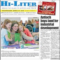 Illinois Hi-Liter for 4/27/2016