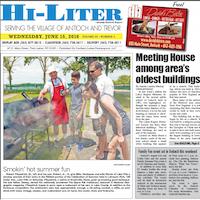 Illinois Hi-Liter for 6/15/2016
