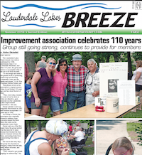 Lauderdale Lake Breeze for Summer 2016