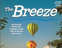 Racine County Breeze for June 2016