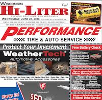 Wisconsin Hi-Liter for 6/22/2016