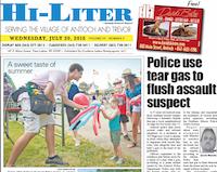 Illinois Hi-Liter for 7/20/2016