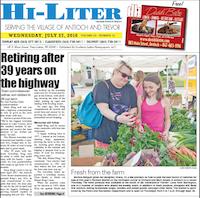 Illinois Hi-Liter for 7/27/2016