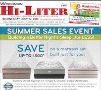 Wisconsin Hi-Liter for 7/27/2016