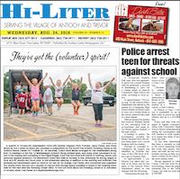 Illinois Hi-Liter for 8/24/2016