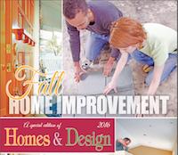 Home Improvement for Sept. 2016