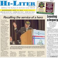 Illinois Hi-Liter for 9/21/2016