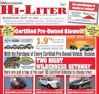 Wisconsin Hi-Liter for 9/14/2016