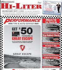 Wisconsin Hi-Liter for 9/7/2016