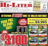 Wisconsin Hi-Liter for 10/26/2016