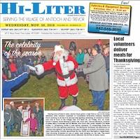 Illinois Hi-Liter for 11/30/2016