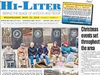 Illinois Hi-Liter for 11/23/2016