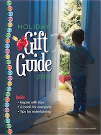 2016 Southern Lake Newspapers Gift Guide 1