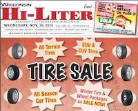 Wisconsin Hi-Liter for 11/30/16