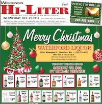 Wisconsin Hi-Liter for 12/21/2016