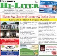 Elkhorn Hi-Liter for 2/1/2017