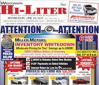 Wisconsin Hi-Liter for 1/25/2017