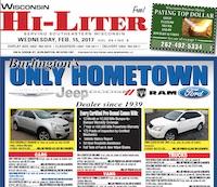 Wisconsin Hi-Liter for 2/15/2017